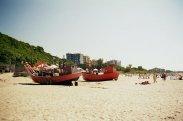 Plaża, Międzyzdroje