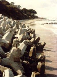 Ustronie Morskie - plaża