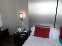 pokój w hotelu, meble