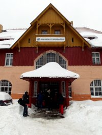 Szkarska Poręba - Dworzec Kolejowy